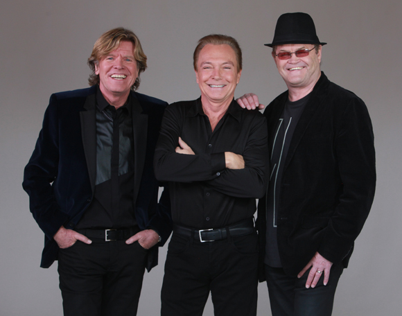 Peter Noone, David Cassidy, Micky Dolenz