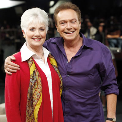 shirley jones and david cassidy relationship