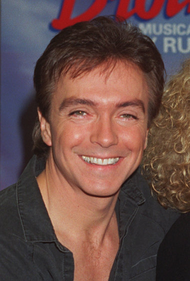 david cassidy graham norton