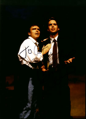 David Cassidy Theatre - Blood Brothers